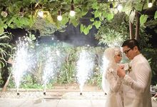 THE WEDDING OF CACHA & YUDHI by Chandani Weddings