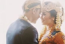 SHINTA & ARI WEDDING  by Madrim Souvenir