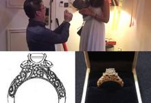 Customized Art Pieces - Ring Settings by eClarity Diamonds