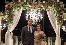 DHEA & ARA WEDDING by bright Event & Wedding Planner