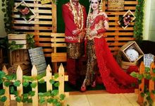 Wedding Mba Dini by Anzani Decoration, Catering & Wedding Management