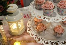 Nadia's Baby Shower by Boo Event & Co.