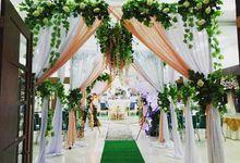 Wedding Mba Nia by Anzani Decoration, Catering & Wedding Management