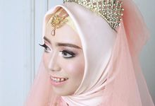 Wedding Moeslim Makeup by a_studio_makeup