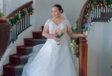 Bridal Gowns by Dakila Couture