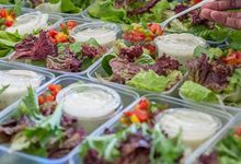 Personal Catering with Ready to eat packaging by Serasa Salad