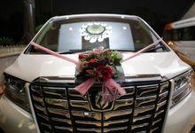 Wedding Car by Steer Rent Car