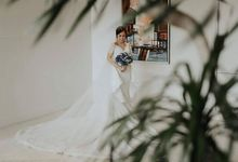 Bridal Gowns and Tinghun Dresses by Claiza Bihasa