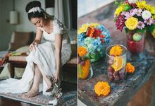 Elrica & Patrick wedding 29 Sept 2012 by Dekor Indonesia