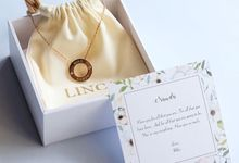 CARA NECKLACE by LINCA Jewellery