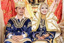 The Wedding of Delfi & Fauzi by Putra Achmad