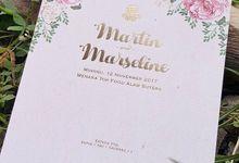 MARTIN & MARSELINE by SentimeterCard