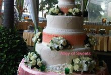 Alley of Sweets Wedding by Alley of Sweets