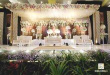 The Wedding of Revi & Rizki by Eden Design