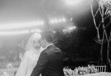 The Wedding of Amelia and Lazuardi by Le Clemmie by Amelia