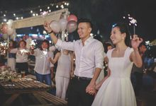 Actual Day Wedding Video in Singapore in Changi by Mindfulproduction