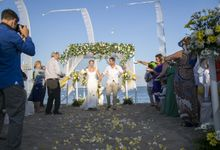 Bali Beach Wedding by Grand Mirage Resort & Thalasso Bali