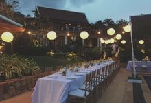 Sam and Nancys wedding Baan Kinaree Villa by Sound Solution Asia