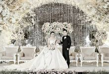 Wedding of Sujana & Jennifer by JWP Wedding