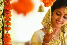 Best Candid Wedding Photographers in Kerala by Green Water Wedding Events