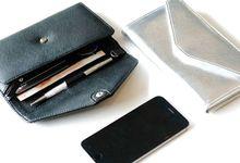 Travel Wallet by Le'kado