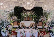 Puti & Pasha Wedding by Artsy Design
