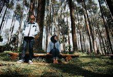 Prewedding Ayu & Ichwan by Aliana Photography