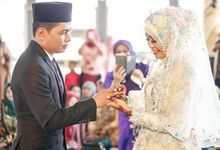 The Wedding of Gitra & Evi by Putra Achmad