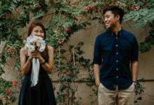 Jake & Wei Jun by Fleur Alley
