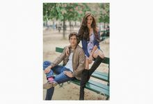 CELEBRITY E-session Nico and Solenn by pat dy photography