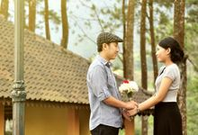 Prita and Tomy's Prewedding by KSA photography