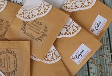 Seed Envelope & Paperbag by My Garden Gift