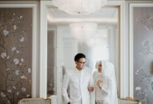 Dea & Erdo Wedding at Four Seasons Jakarta by AKSA Creative