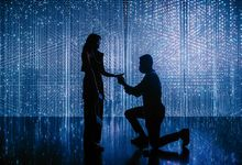 Elton surprise proposal for Sheryeanne by Fallcollective