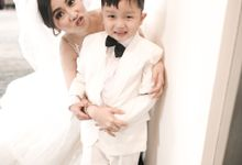 Pullman Hotel Thamrin - Thyo & Kezia Holy Matrimony by Impressions Wedding Organizer