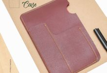 Notebook Case by McBlush Merchandise Service by Mcblush Merchandising Service