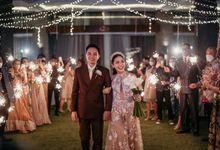 Jill & Patrick Wedding by Love Bali Weddings