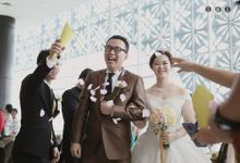 ARIEF & TAMMY HAPPY WEDDING by The Vida Ballroom