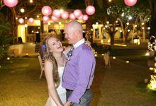 Melissa & Simon by Infinity Events Bali