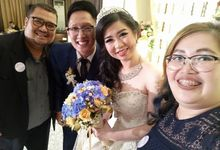 The Wedding Willy & Lidya, 28 Jan 2018 by Luve WO