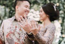 Yasmine Andhika (Engagement Package By Chandira) by Chandira Wedding Organizer