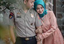 Prewedding Ajeng&Dimas #Season 2 by Servio wedding studio