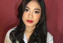 Prewedding session by riris indah makeup