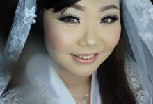 wedding make up by nof makeup