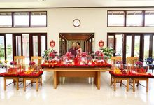The engagement of surya & merry by serein.decor