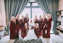 The Wedding by Pradewadua Weds
