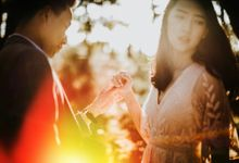 Inka & Jon - Perth Prewedding by ILUMINEN