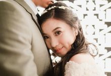 John and She-She Wedding and Engagement by Makeup by Diane Llanto