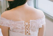 Wedding Daphne by Doll Up Inc