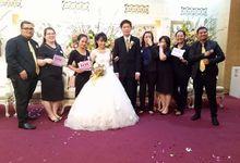 The Wedding Marthin & Derni, 11 Feb 2018 by Luve WO